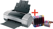 Máy in chuyển nhiệt Epson 1390 in khổ A3